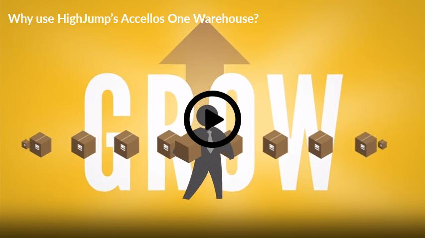 HighJump Warehouse Video