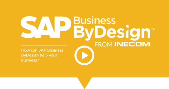 SAP Business By Design Video Placeholder