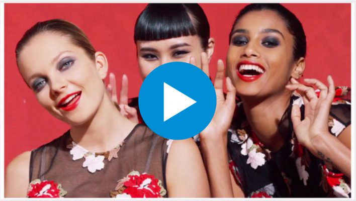 sap user video- Shiseido