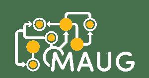 MAUG-White-Logo