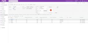 Project Management - MYOB Advanced Construction