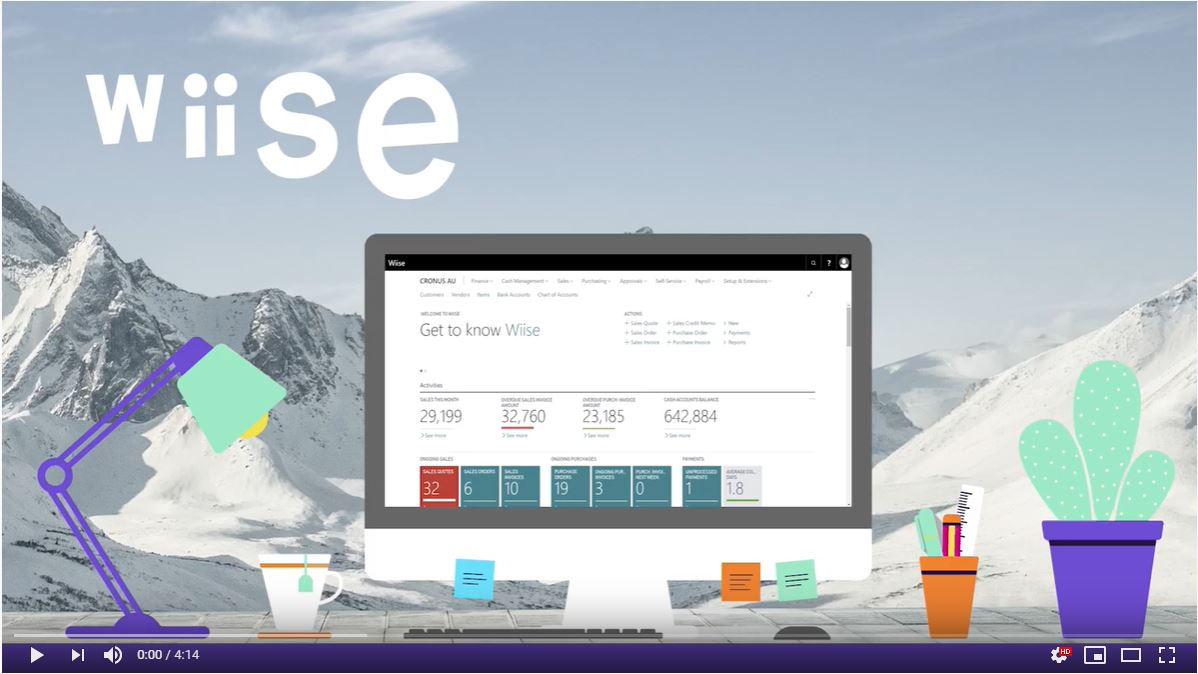get clarity on your fund with Wiise
