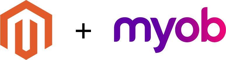 magento+MYOB