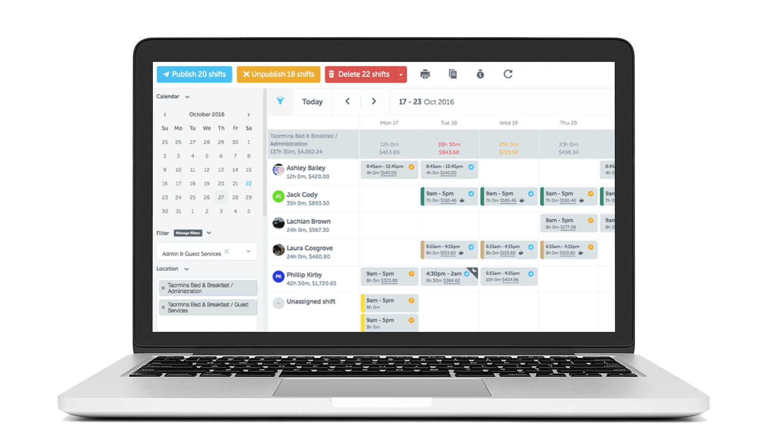 streamline payroll process with Wiise